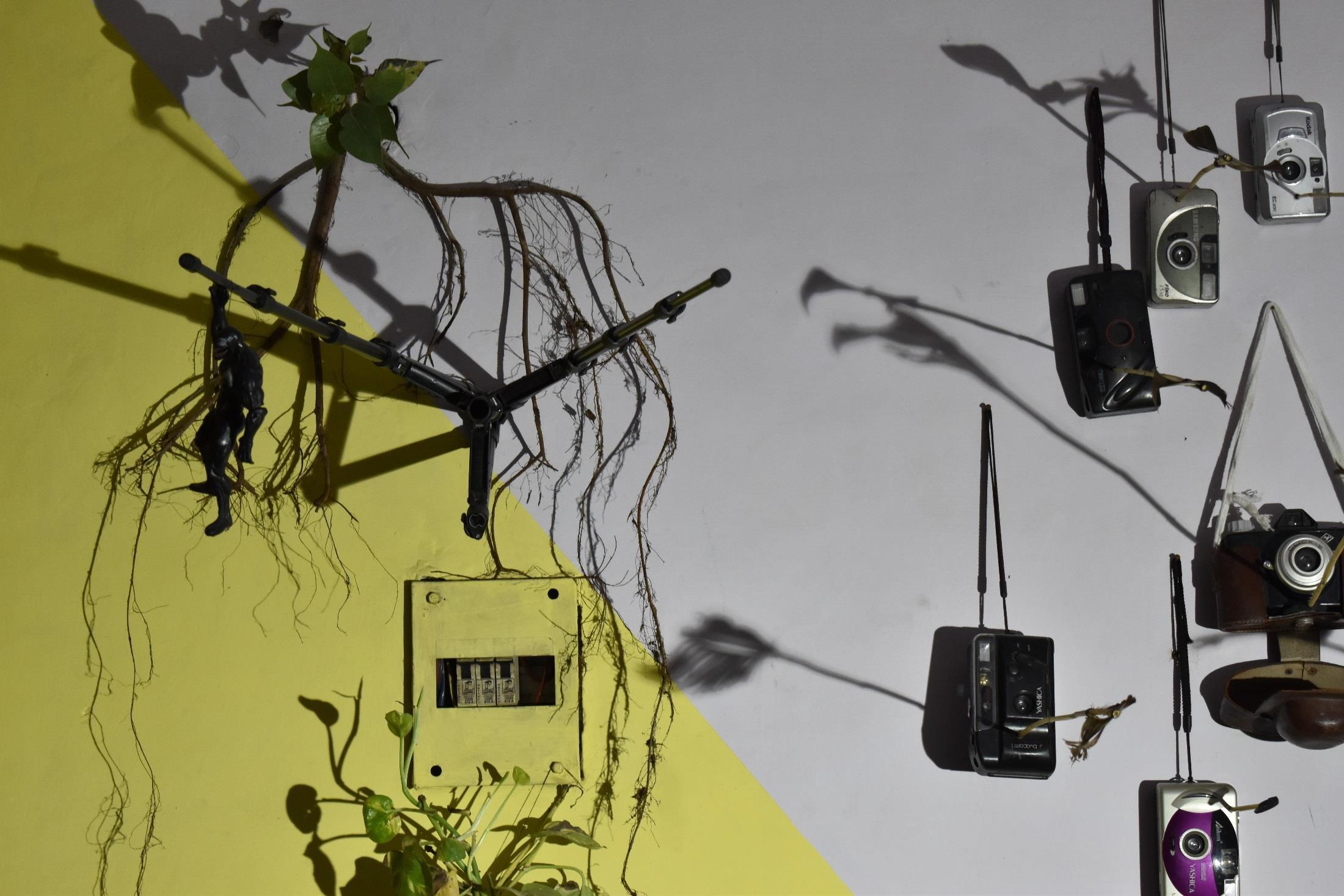 ARTIST IN RESIDENCE: NIROJ SATPATHY