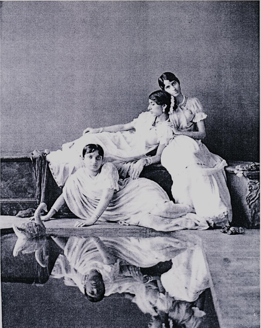 Water Series:  Three Sisters , Jehangir Tarapore, 1920