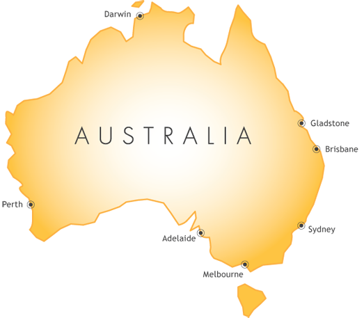 Our relocation consultants offer relocation services for workers moving to Perth, Darwin, Brisbane, Sydney, Melbourne Gladstone and Adelaide
