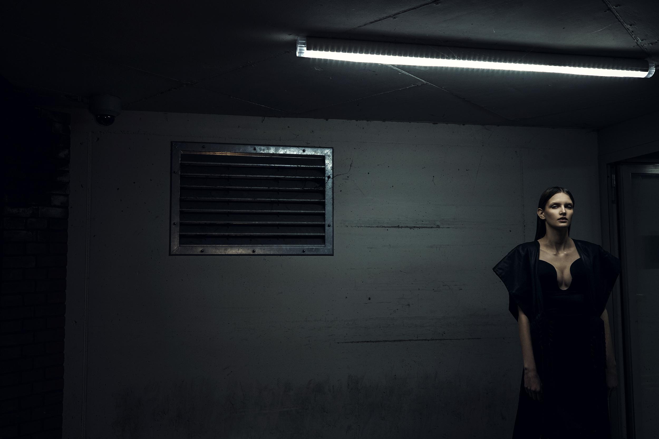 FALL MAGAZINE | IMRPISONMENT | PHOTOGRAPHY Romy Treebusch @ Cakefilm | MUAH Alexandra Leijs | MODEL Anouk @ Elite Model Management