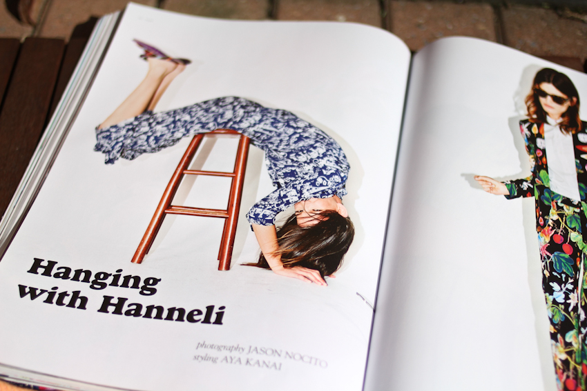Hanneli feature