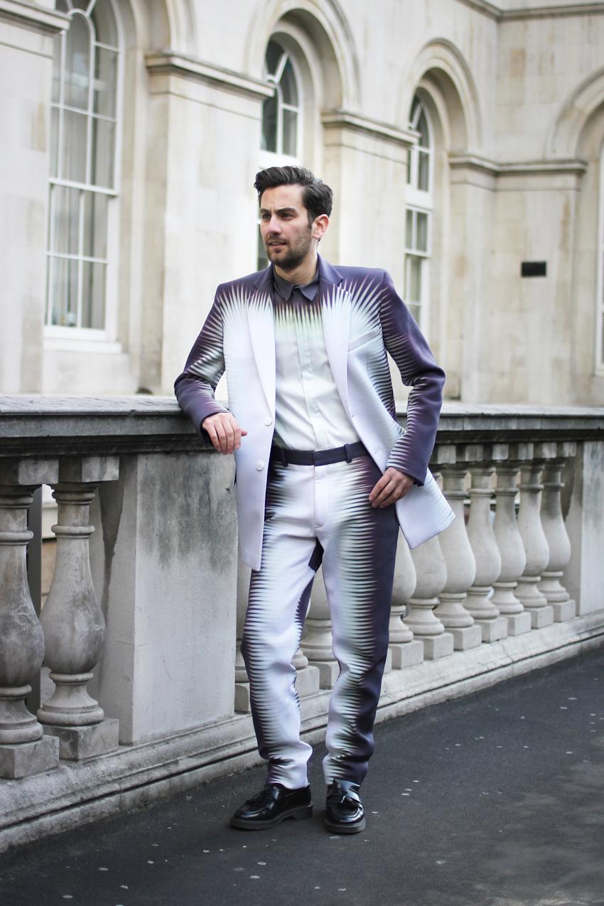Kay Kwok suit