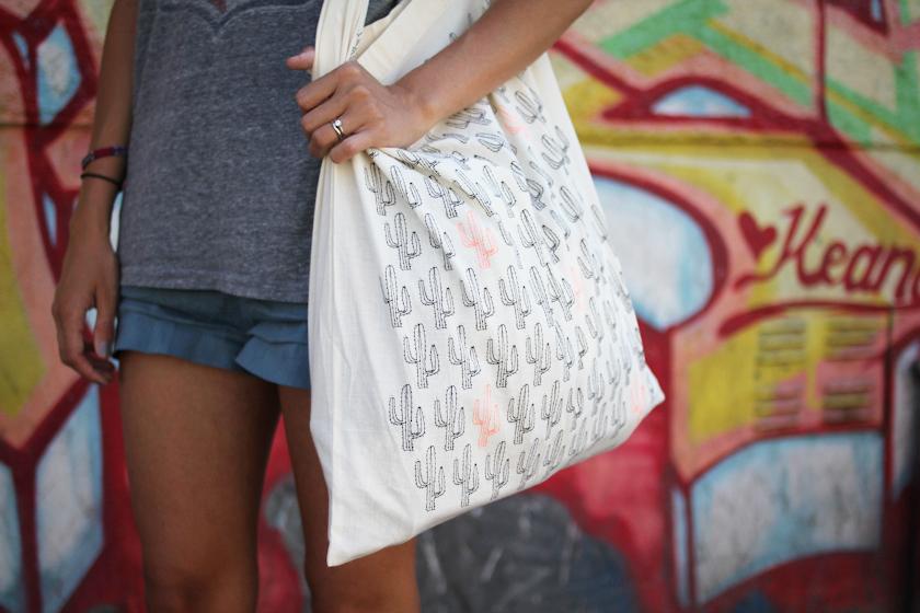 The Style Crusader x Topshop bag