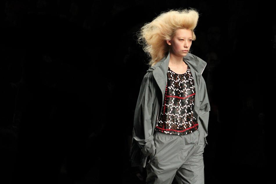 Ashish, London fashion week, sequins