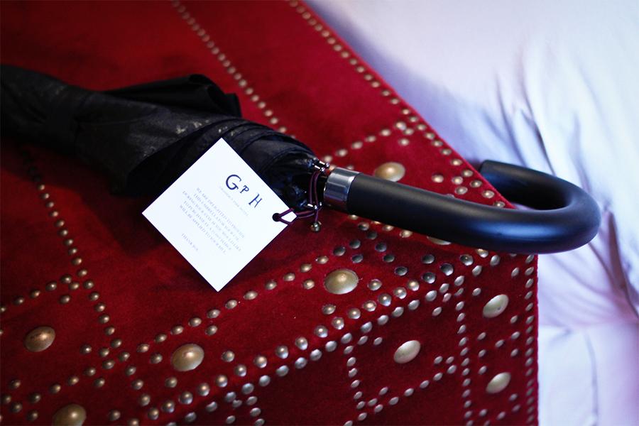 Gramercy Park Hotel umbrella