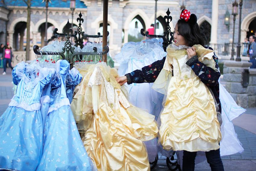 Shini Park at Disneyland Paris