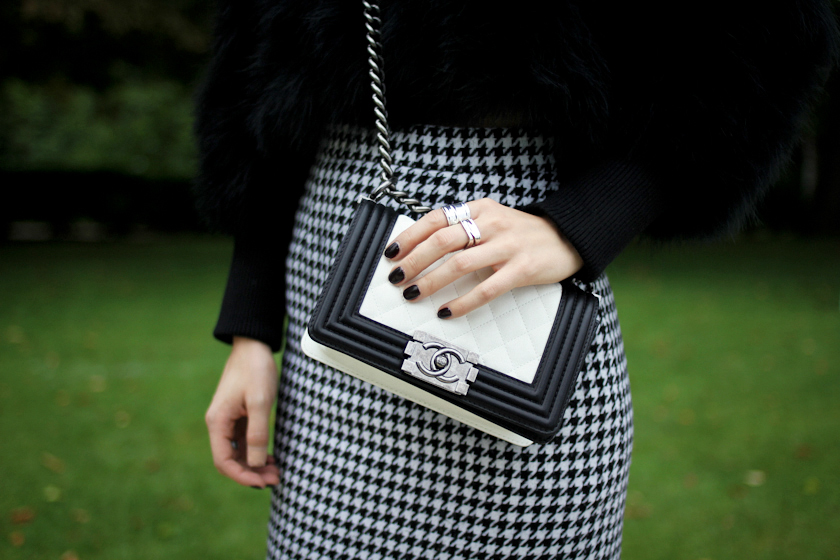 Sandra Hagelstam Chanel boy bag