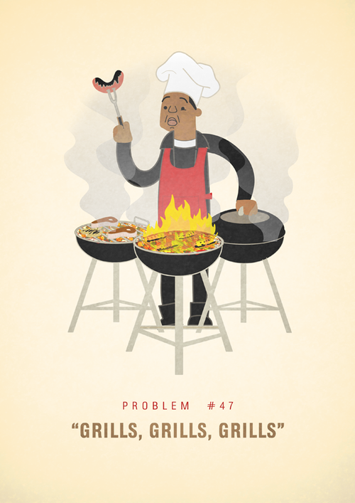 99 Problems by Ali Graham