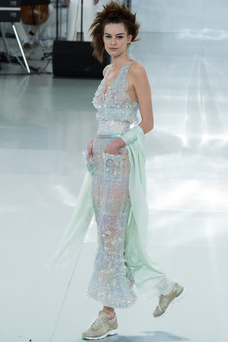 Chanel Haute Couture - Spring 2014