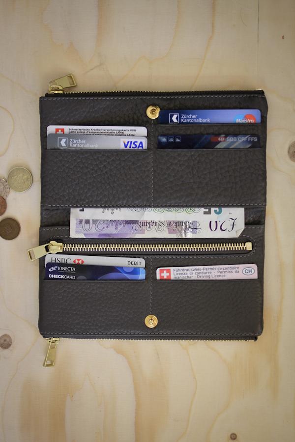 RODTNES fold-over purse.