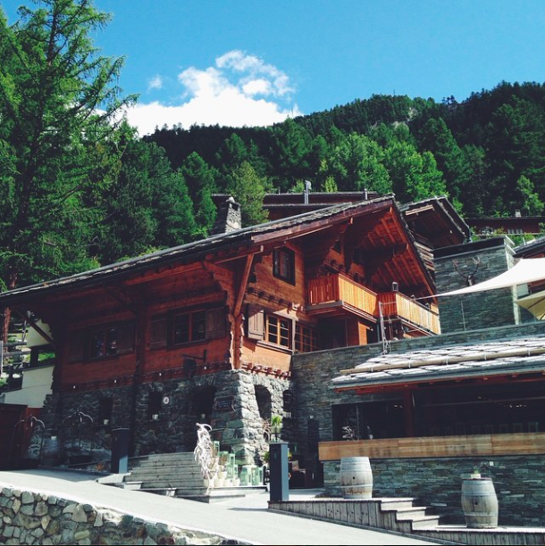 CERVO Mountain Boutique Hotel