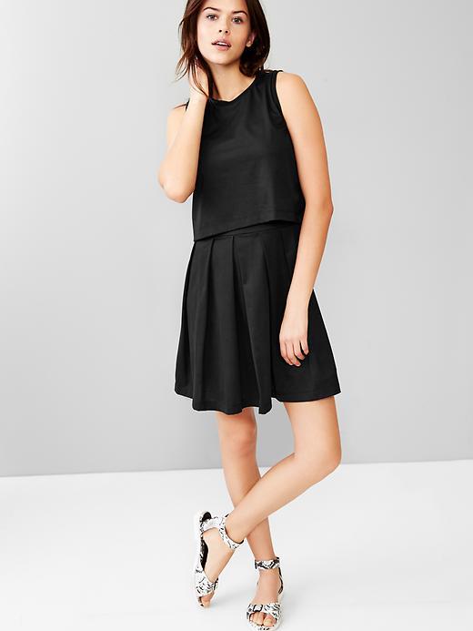 Gap Overlay Dress