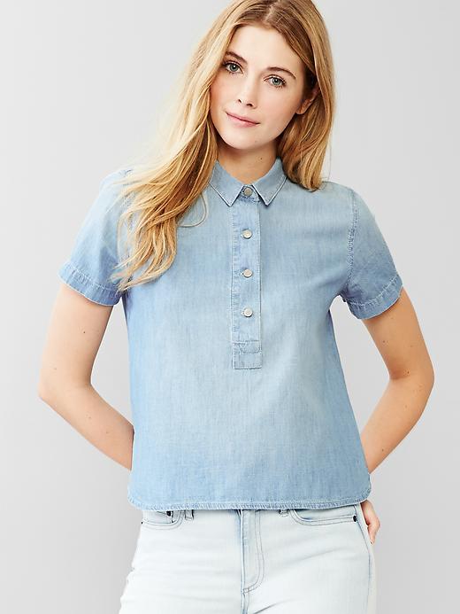 Gap 1969 Popover shirt