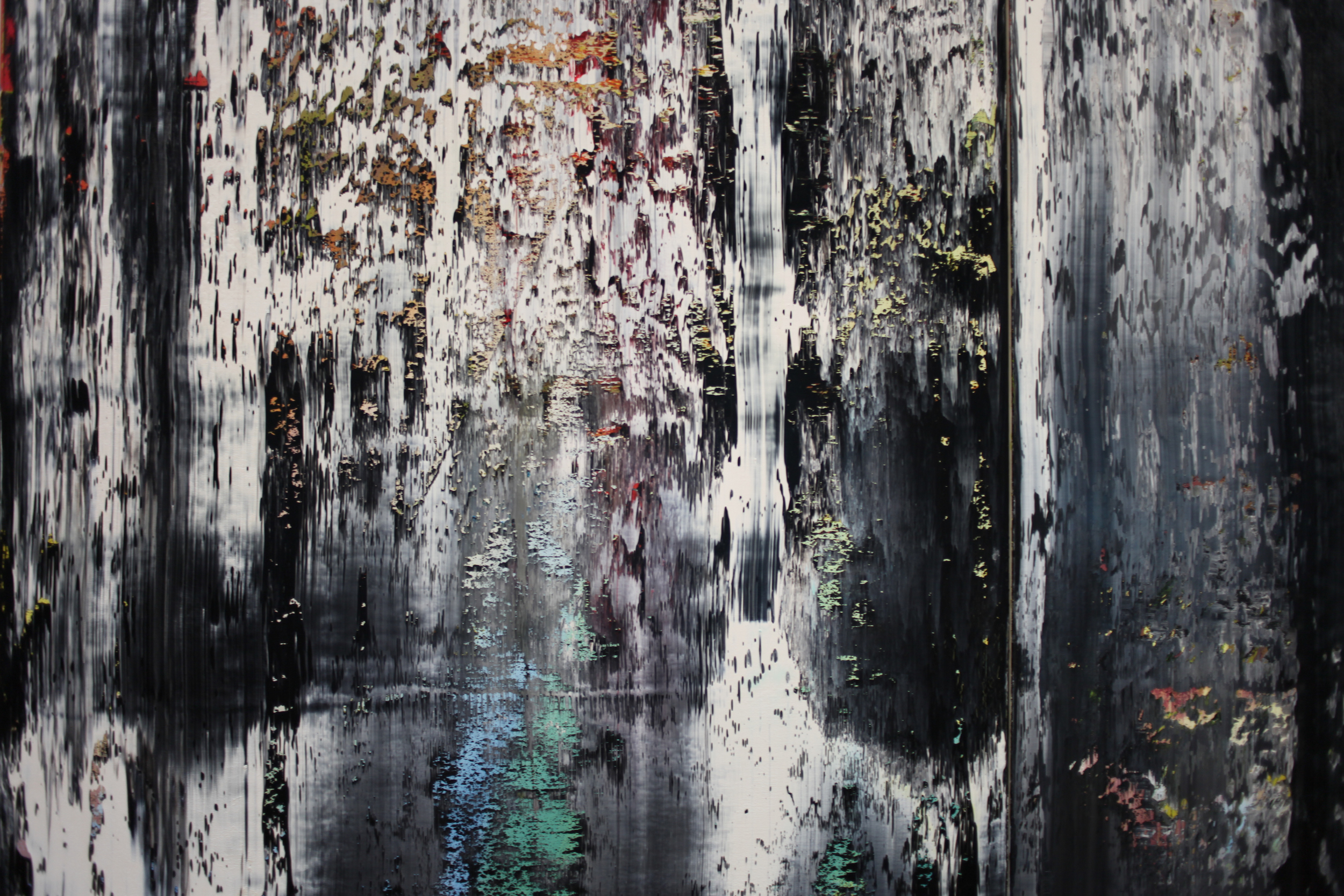 Gerhard Richter - January, December, November 1989