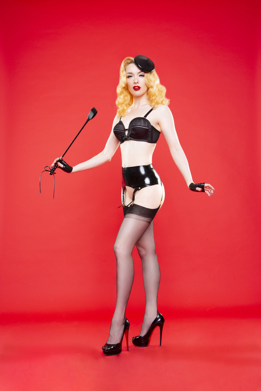 The Lace Up Riding Crop