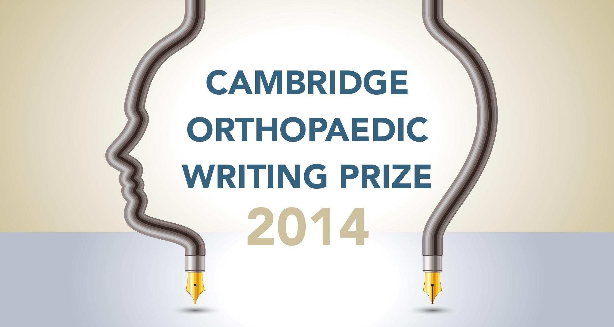 cambridge_orthopaedic_writing_prize_2014