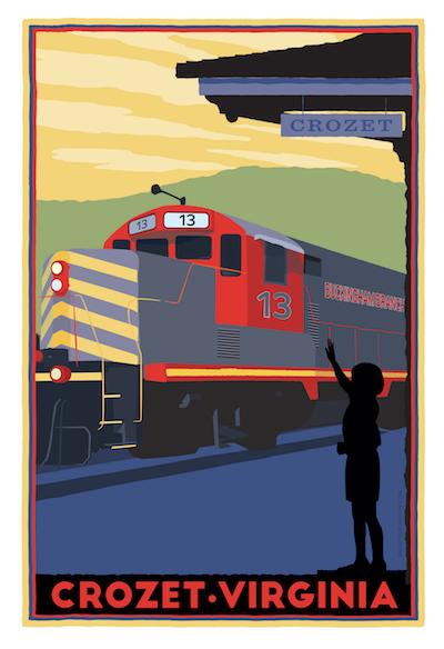 Shenefield Crozet Summer Train.png