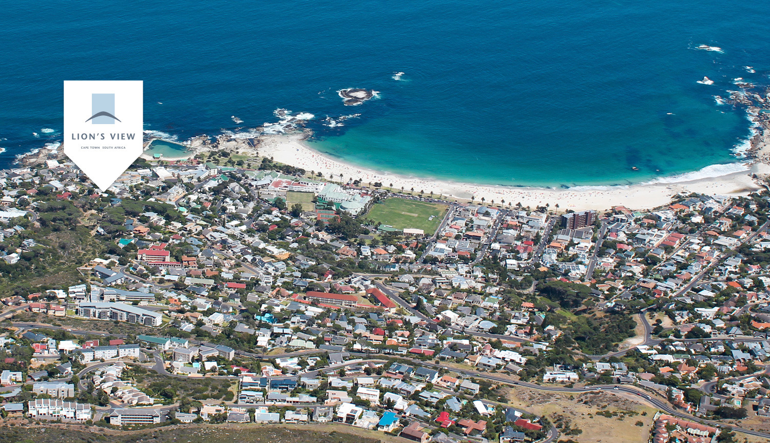 Lion's View – a five minute stroll from the beach and boulevard