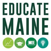 Educate Maine logo