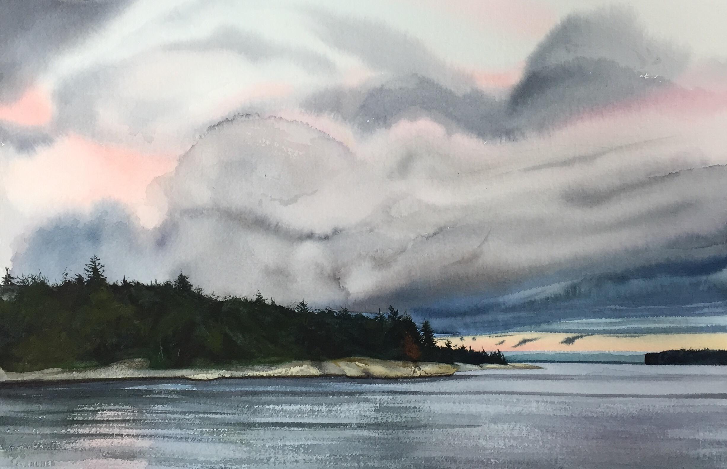 Maine Series  -  Fred Poisson