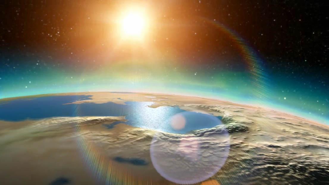 Atmosfæren - det beskyttande filteret kring jorda vår.