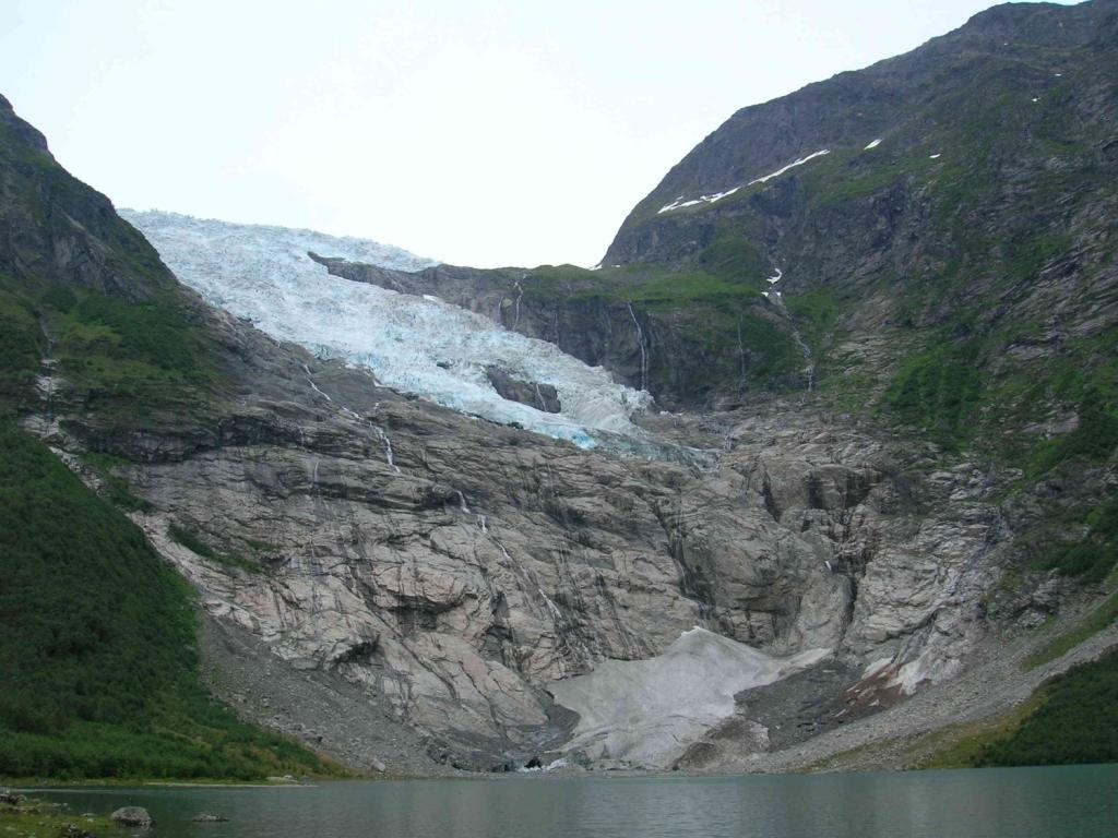 Bøyabreen 2007