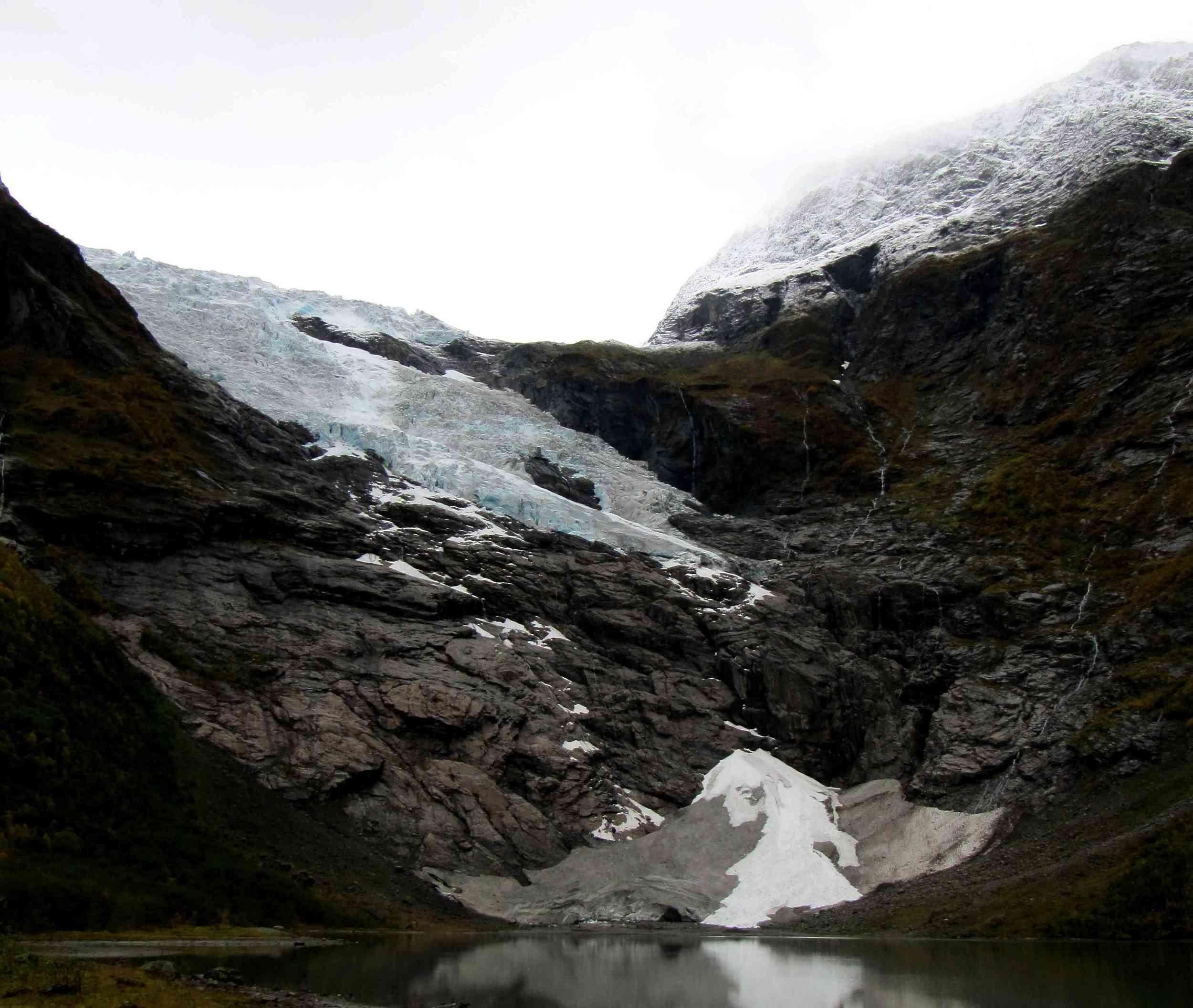 Bøyabreen 2012