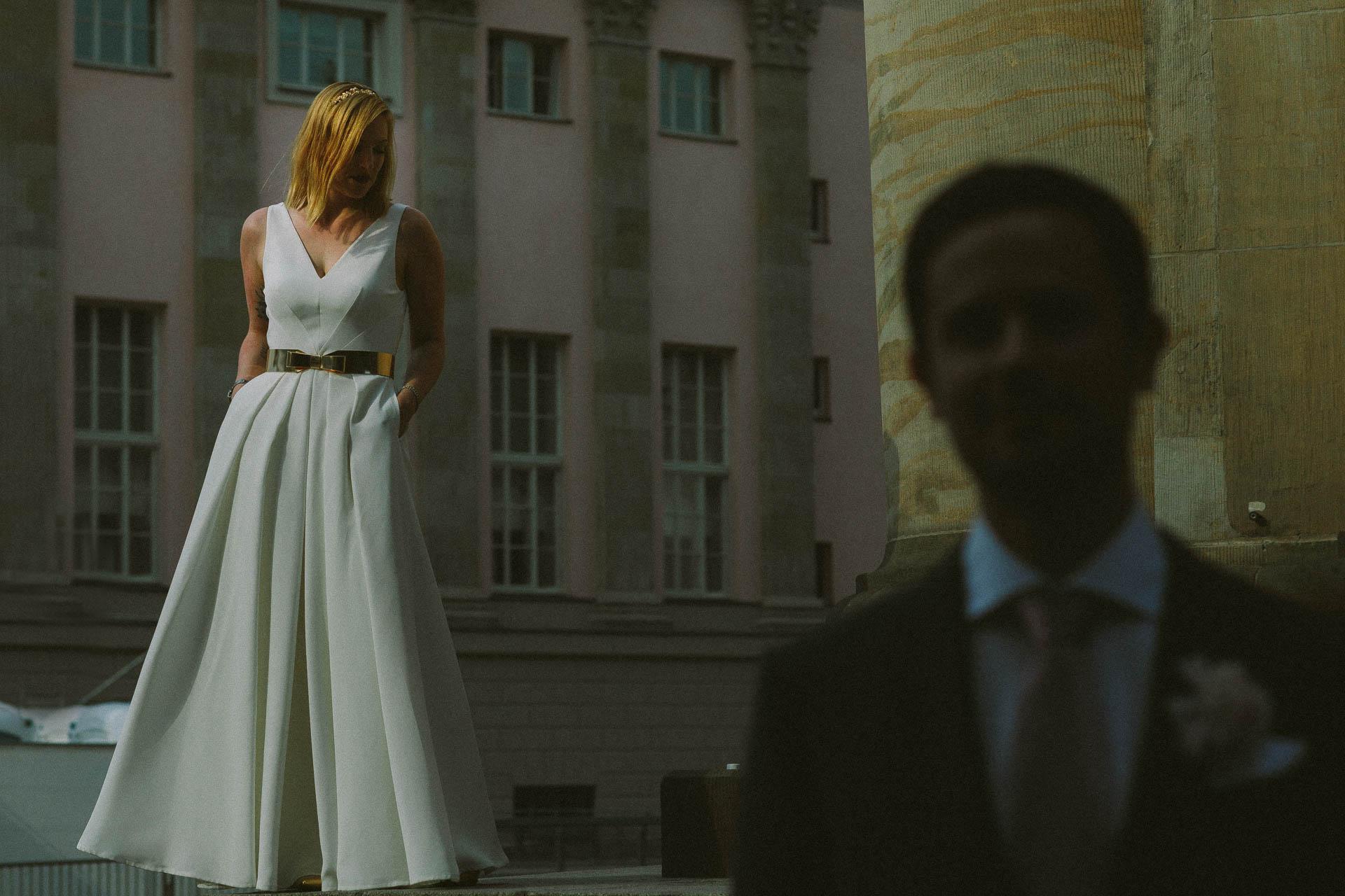 Hotel de Rome Hochzeit mit T&P