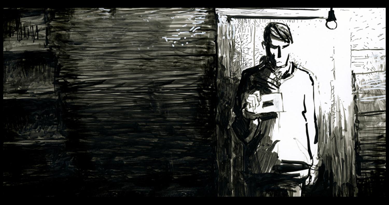Jason at door _by Lukasz Pazera