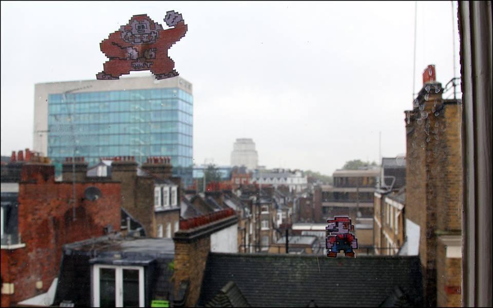 Super Mario London style