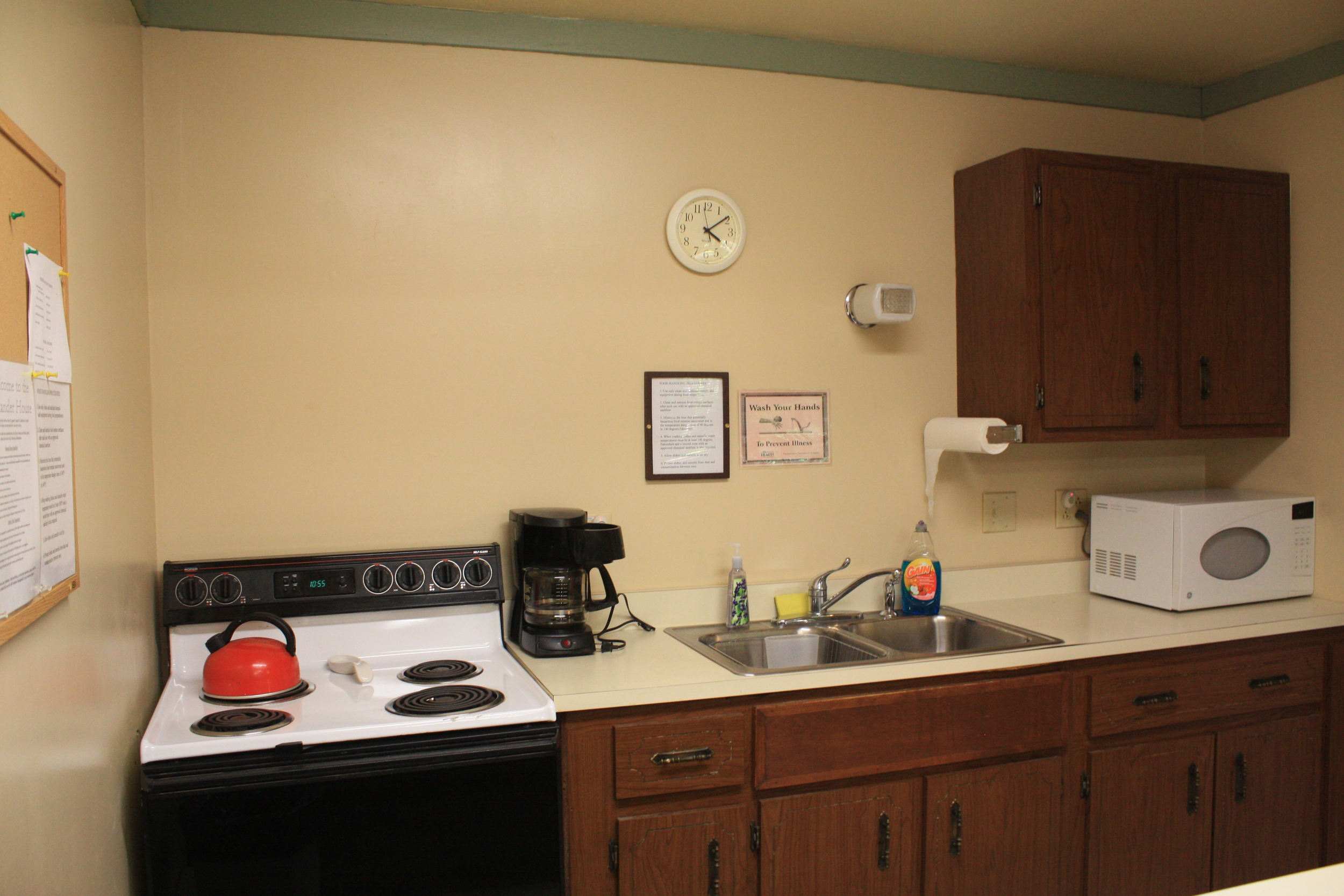 Alexander House Kitchen