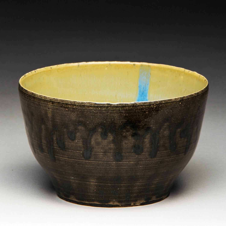 """Exception"", Stoneware Bowl, 6.25cm Tall x 10.75cm Diameter (2.5"" x 4.25"")"