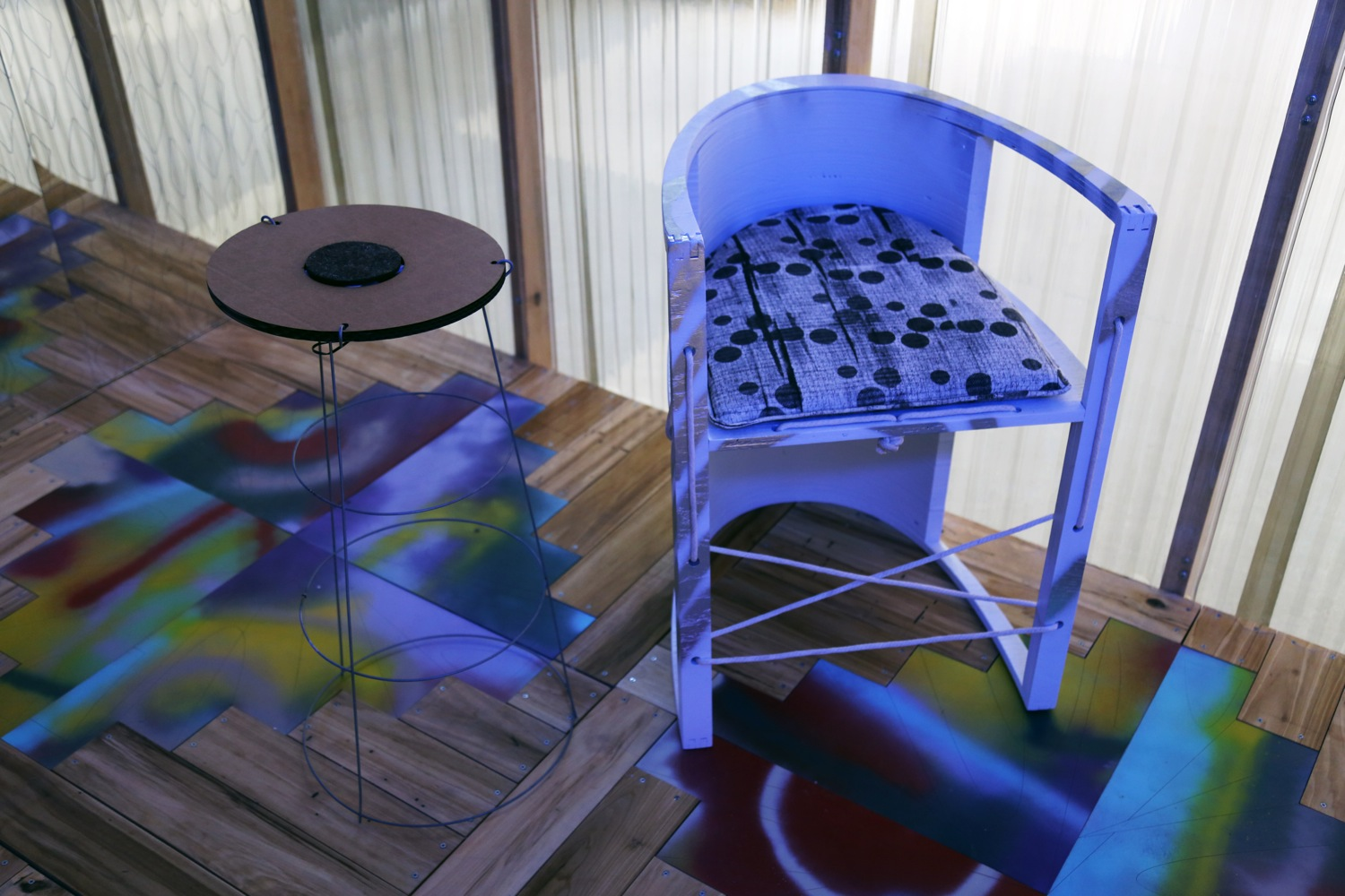 The Chair and The Table