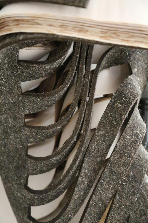 The Saloon Doors, Detail