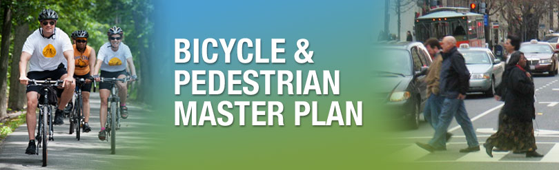 Bicycle and Pedestrian Master Plan Findings