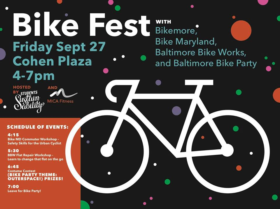 Bike Fest at MICA