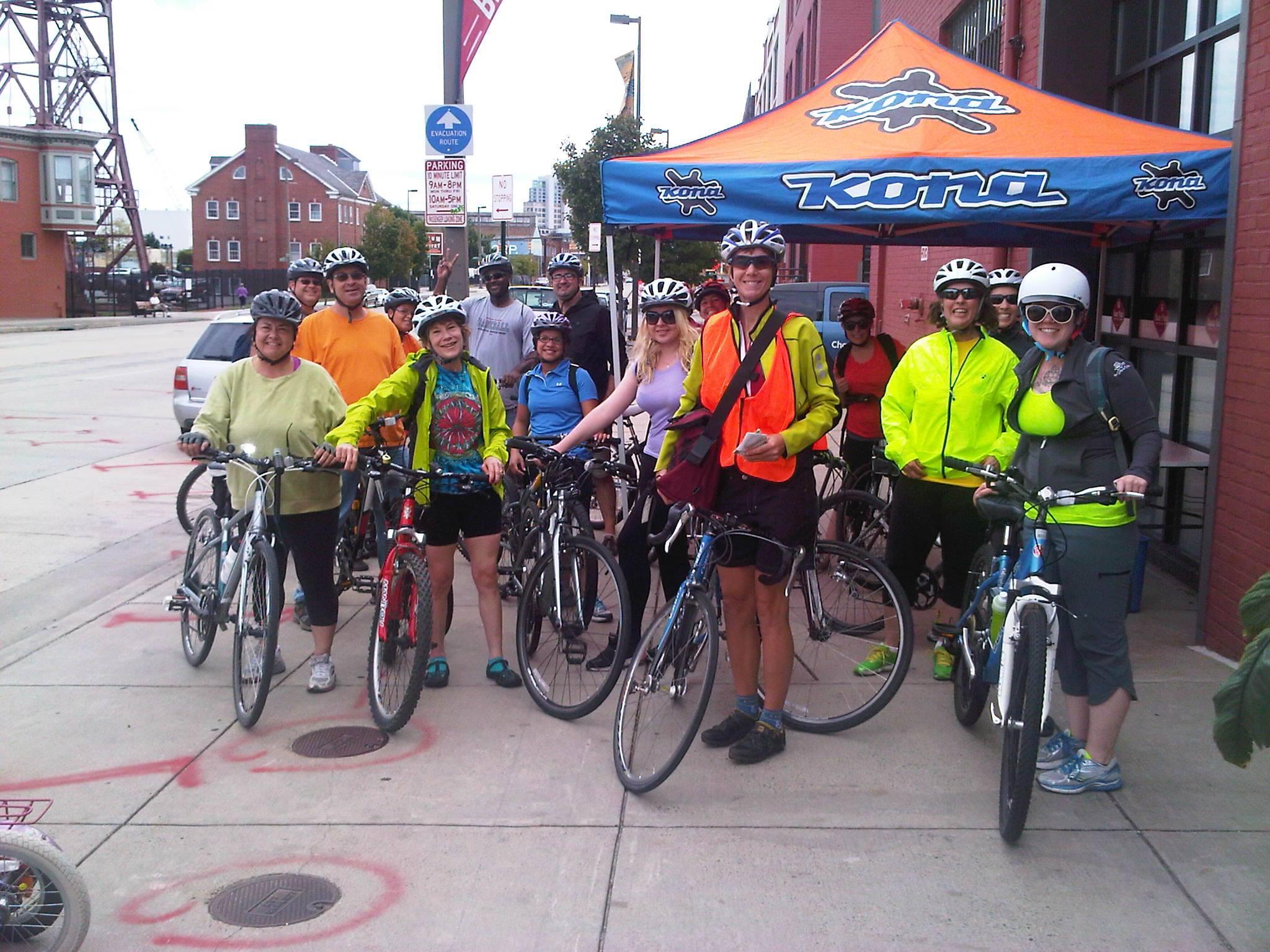 Bikemore Bike Maryland Commuter Workshop