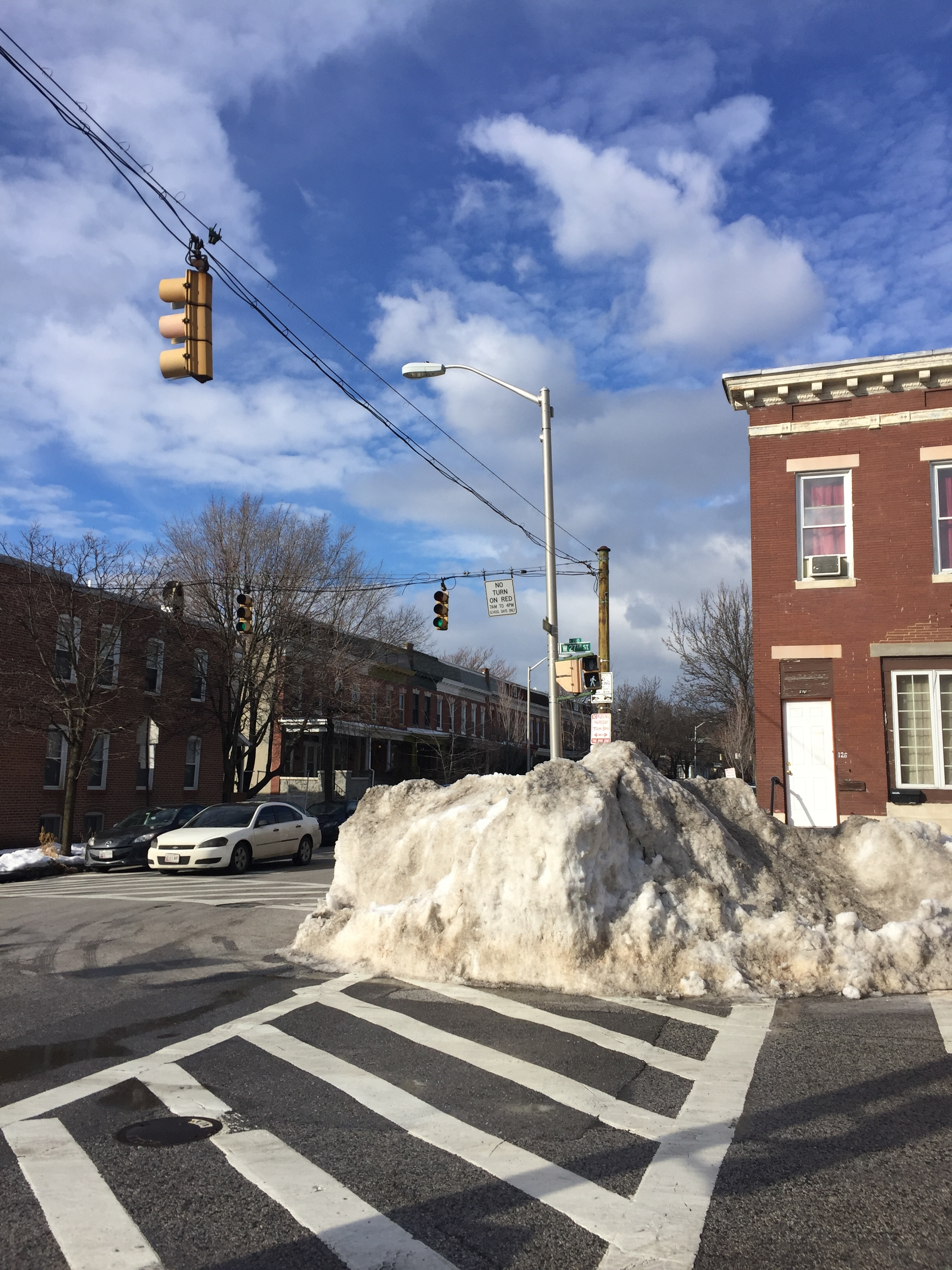 Mount Saint 27th Street.