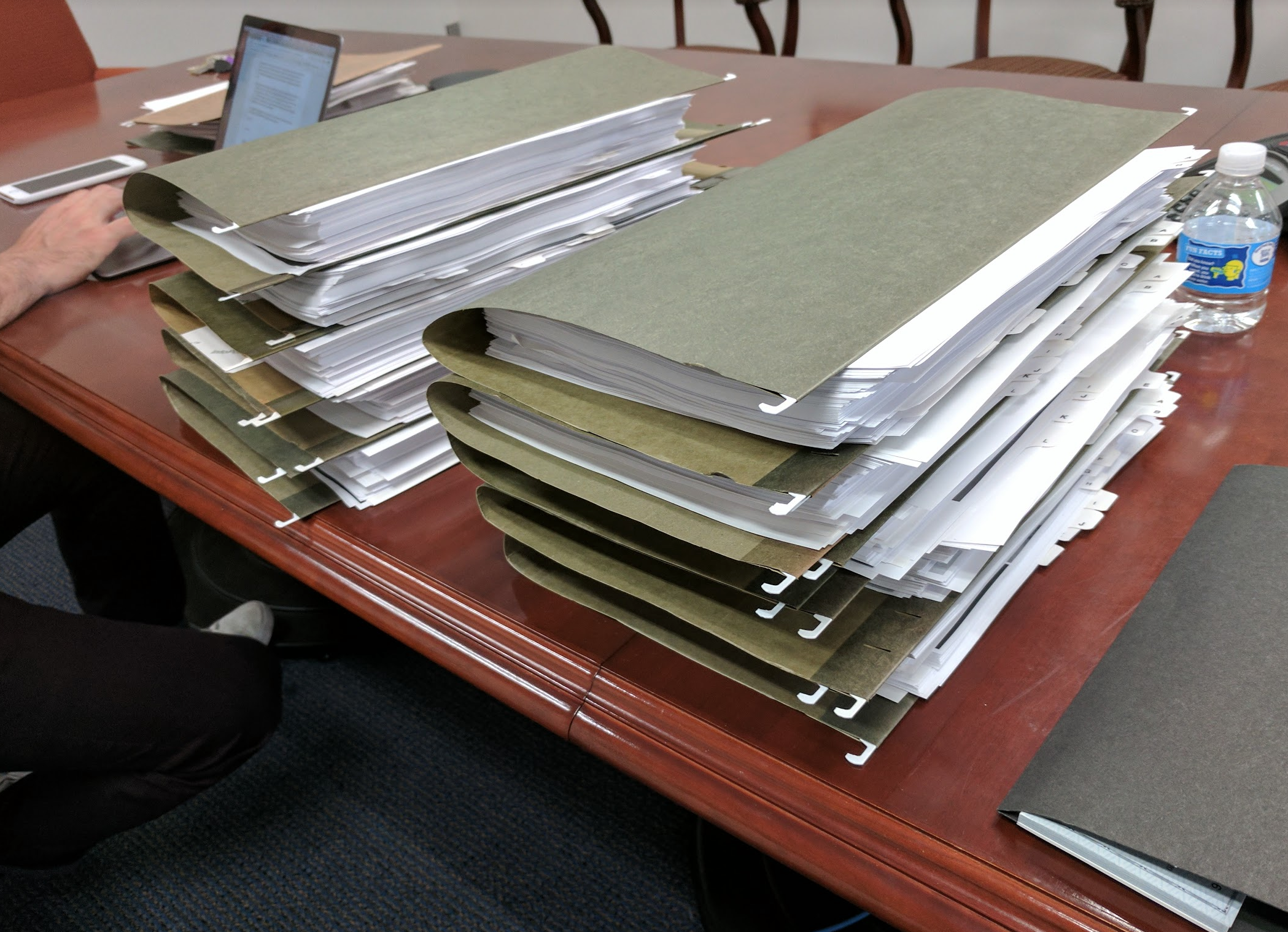 Documents filed today by attorneys on behalf of the plaintiffs and Bikemore
