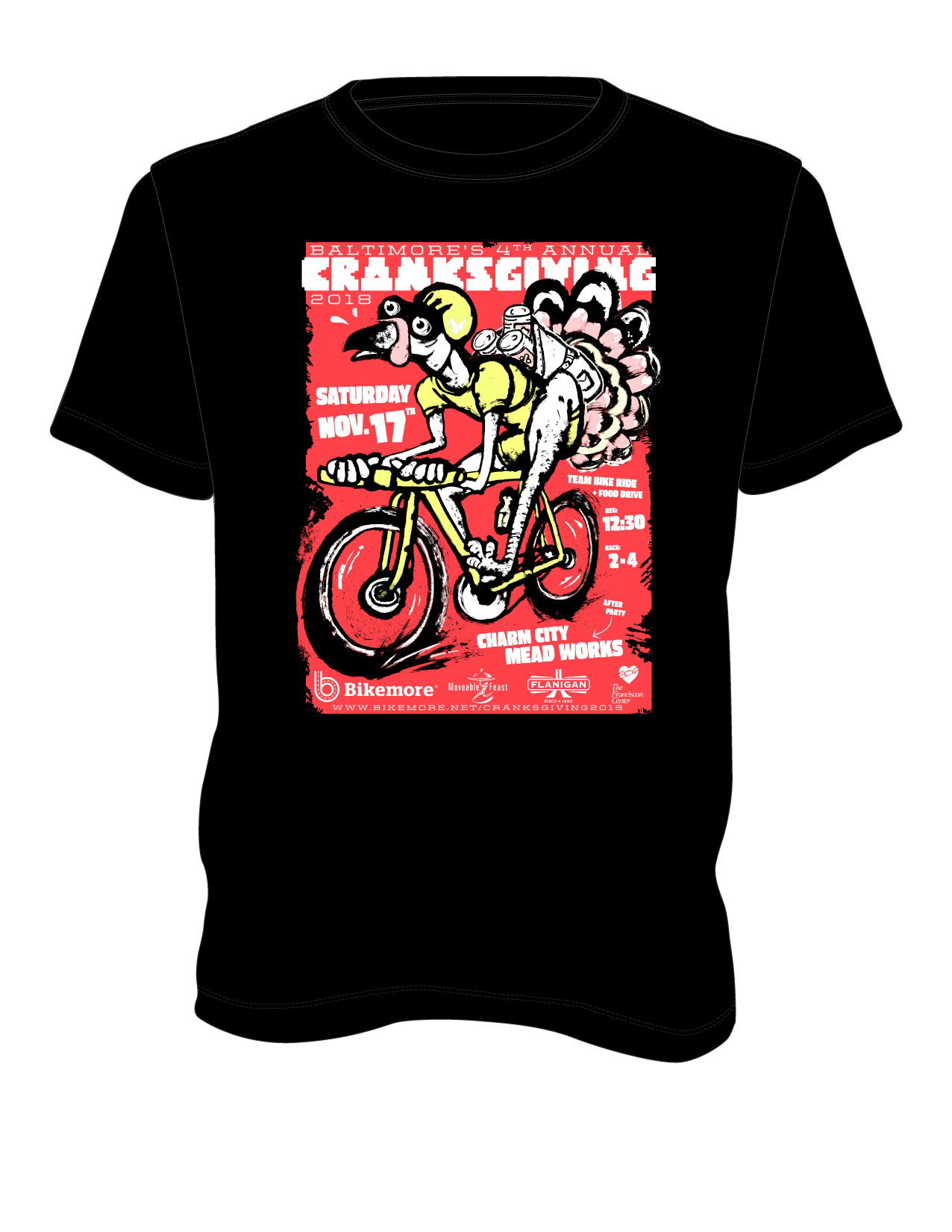 cranksgiving2018 Tshirt mockup option1_we bleed gold FF (2).jpg