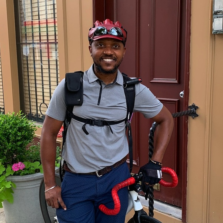 MENELIK YEHA Mobile Bike Shop Coordinator    Menelik@bikemore.net