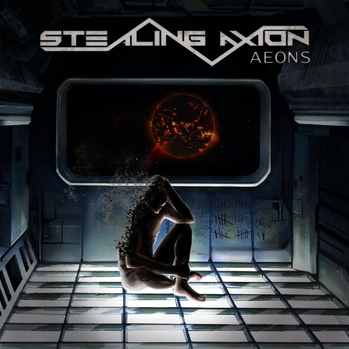 STEALING AXION - AEONS