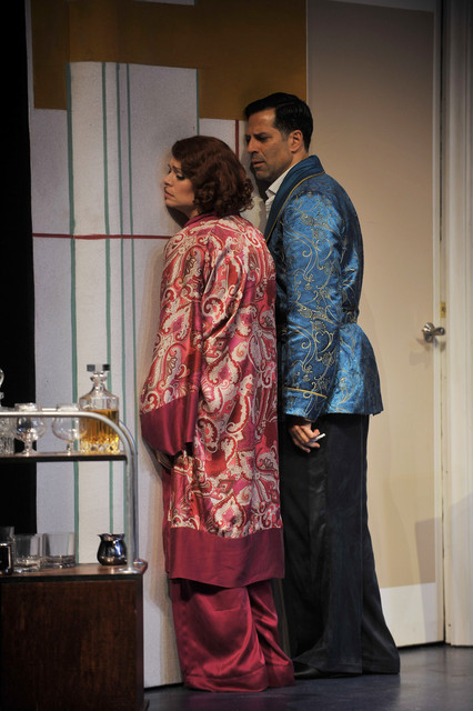 BARRINGTON STAGE COMPANY: PRIVATE LIVES