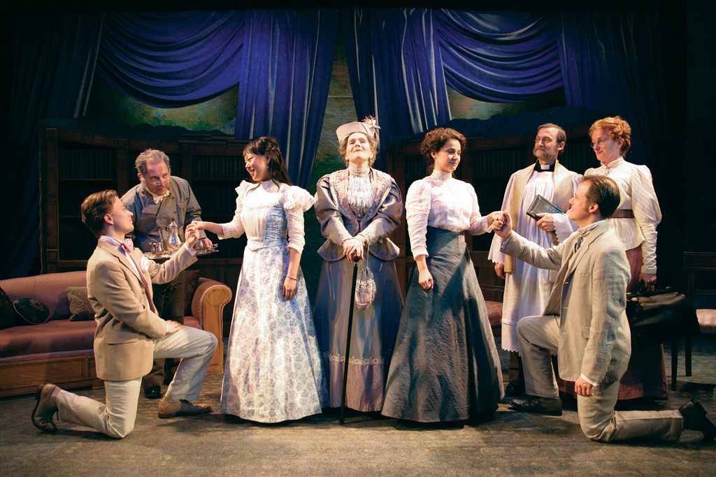 THE PEARL THEATRE COMPANY: THE IMPORTANCE OF BEING EARNEST