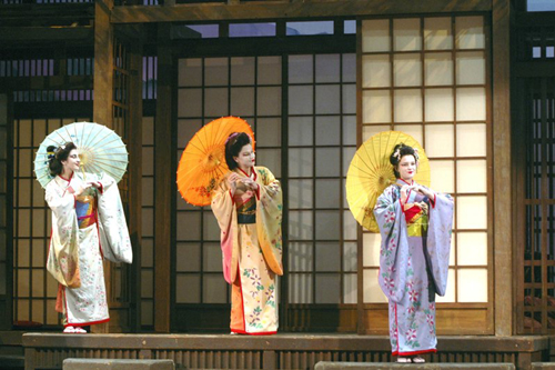 MADAME BUTTERFLY: THE PRINCETON FESTIVAL