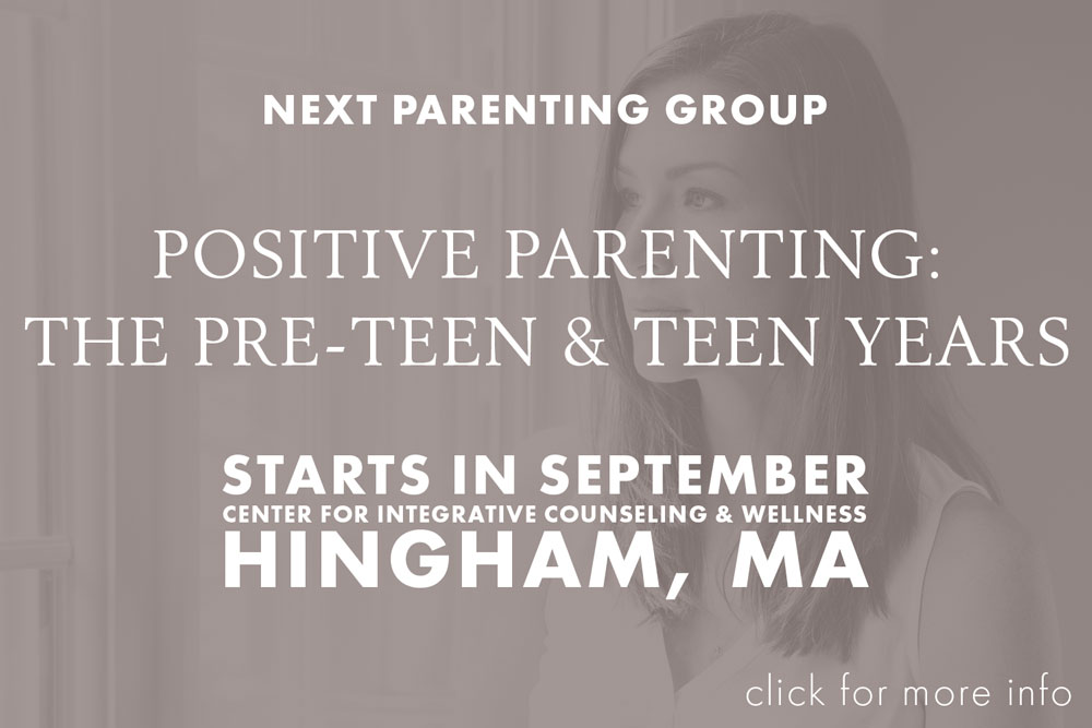 PositiveParentingPreTeenTeenGroup