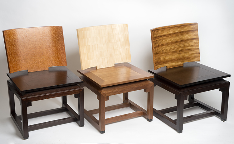 Site 14: Mike Lam, Harmony Dining Chairs