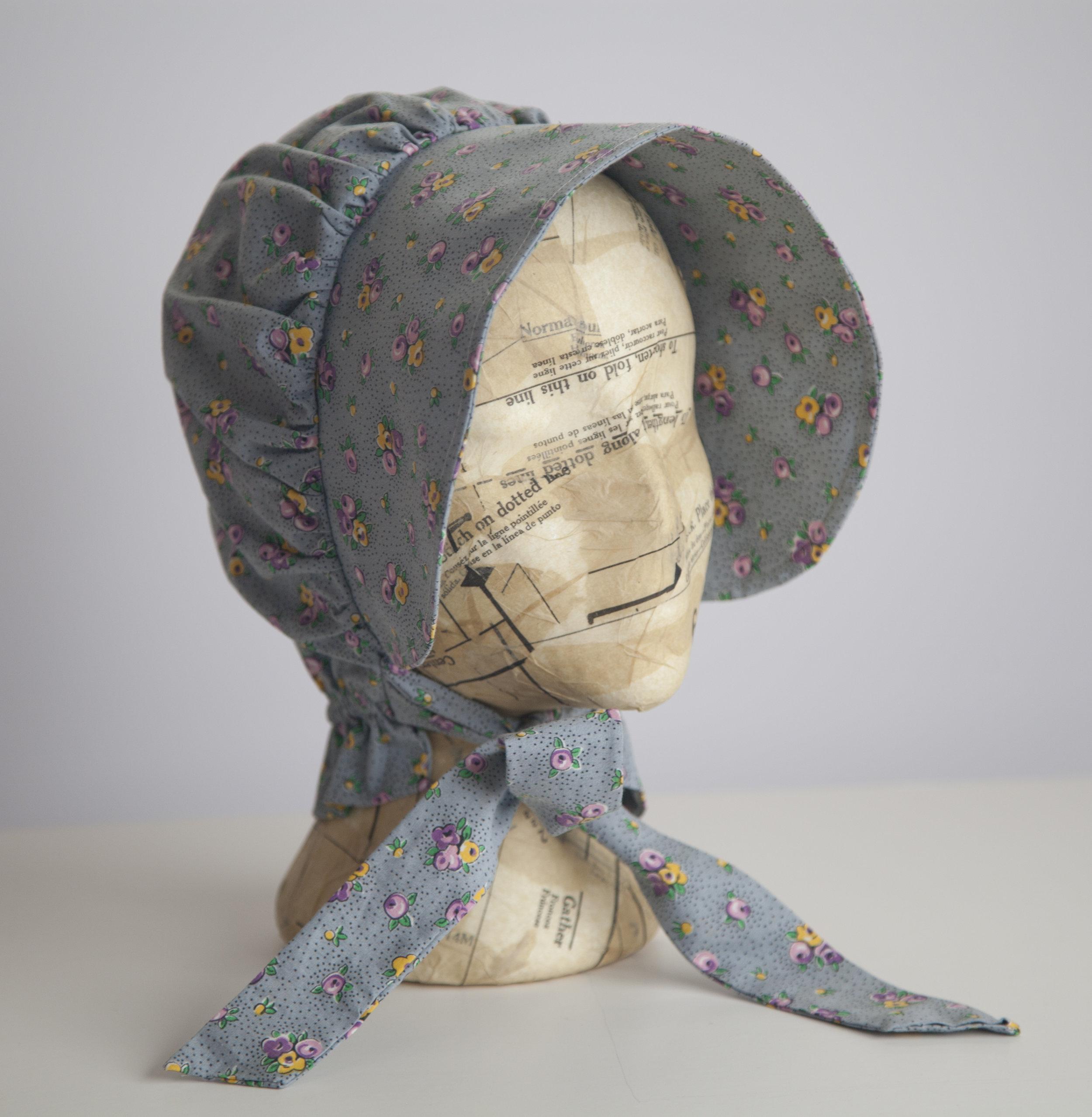 """Settler's Bonnet"" by Pat Minton"