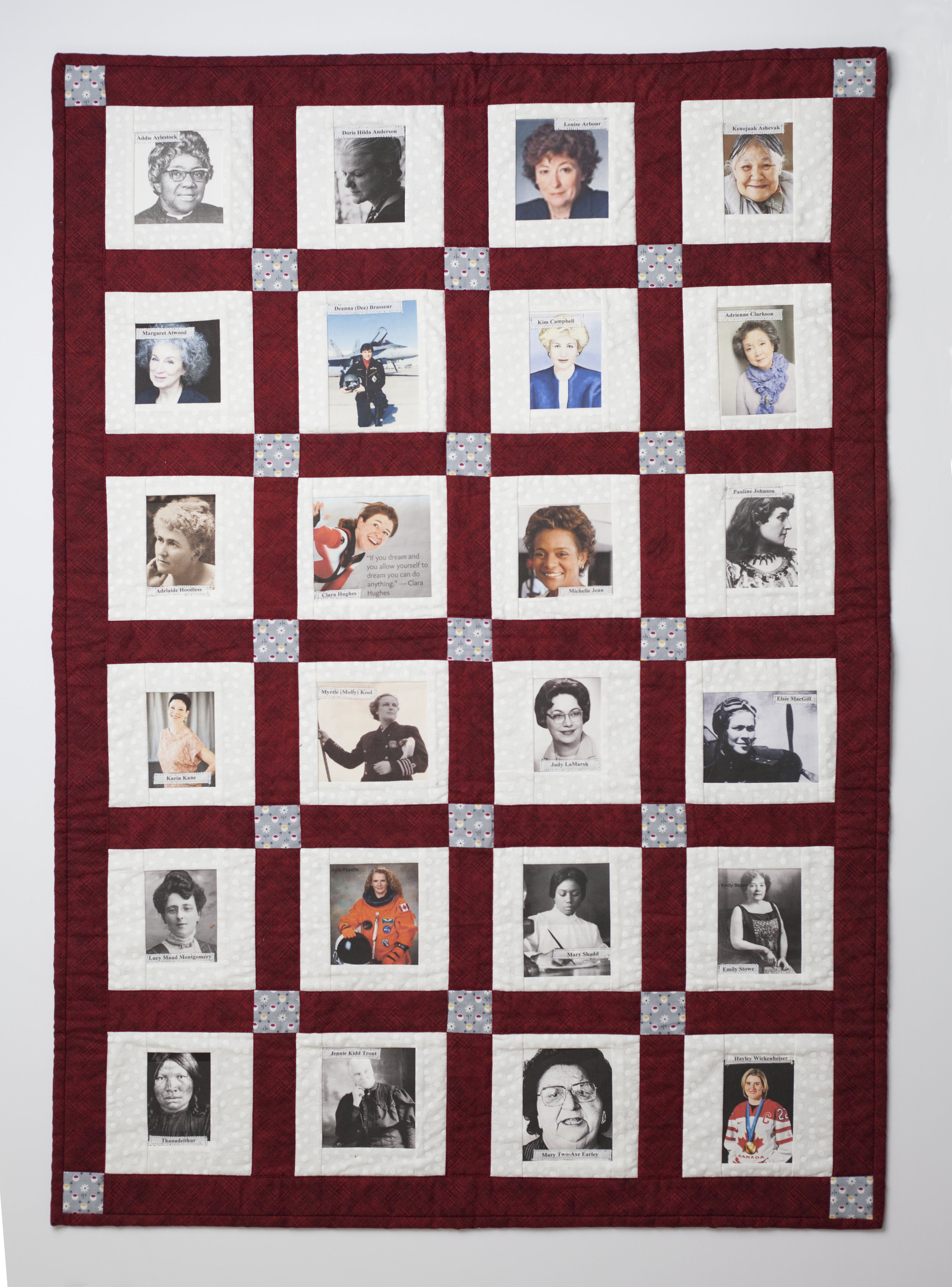 """""""Do You Know These Famous Canadian Women?"""" by Ruth Walkden and Rose Brooks-Birarda"""