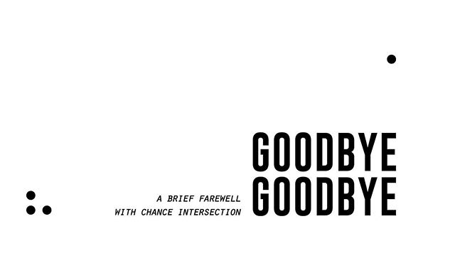 GOODBYE GOODBYE is an exciting art show, inspired, curated, designed, and featuring art by this year's colleagues at The Works Art & Design Festival. There will be an opening reception on Wednesday, July 24 from 7 - 10pm (with light food and refreshments being served) at 9744 60th Ave, Edmonton, AB.  For more details check out our bio for a link to the Facebook event!  GOODBYE GOODBYE A Brief Farewell with Chance Intersection  A new art show featuring: Michael Conforti Kia Day Haylee Fortin Brittany Gergel Alison Grigg Chloe Gust Claire Lamb Daniel Li Claire MacMahon Callum McKenzie Alfred Muszynski Max Quilliam Heather Savard Taiessa Tori Taphorn Simon Yee Marie Yuan • #yeg #yegarts #yegcommunity #yegartist #yegart #yegevent #yegevents #edmontonart #edmontonevents